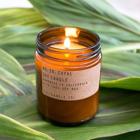 Bougies PF Candle- copal