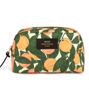 trousse de toilette peach